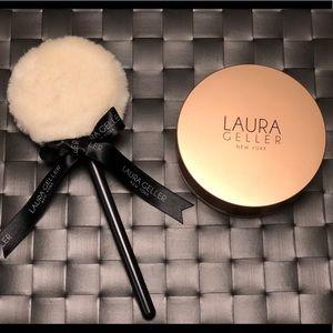 Laura Geller Gilded Glow & Bronzing Puff